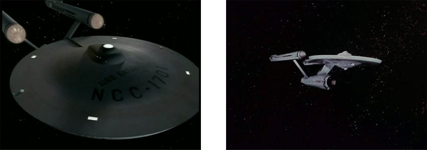 New Enterprise establishing shot